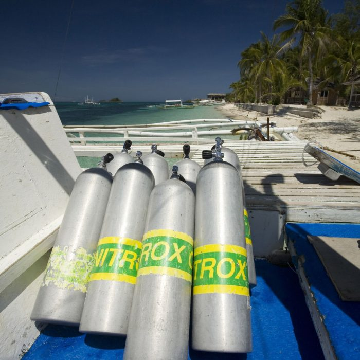 Nitrox Tanks for Diving